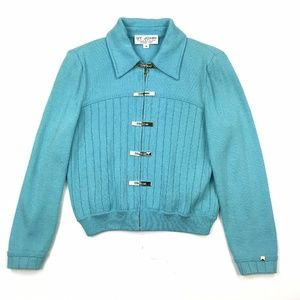 St. John Collection Santana Knit Jacket 4